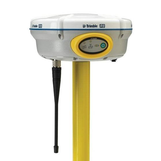 Аренда Trimble R8-II GSM для RTK