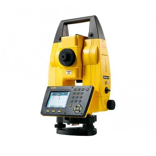Leica iCB65, iCON builder 65 Total Station 5""