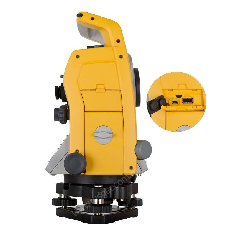 Тахеометр Trimble M3 DR TA 2""