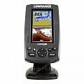 Lowrance HOOK-4 Mid/High/DownScan™